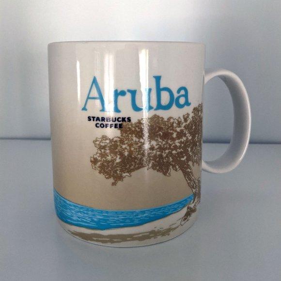 Starbucks Aruba Collector Series Mug